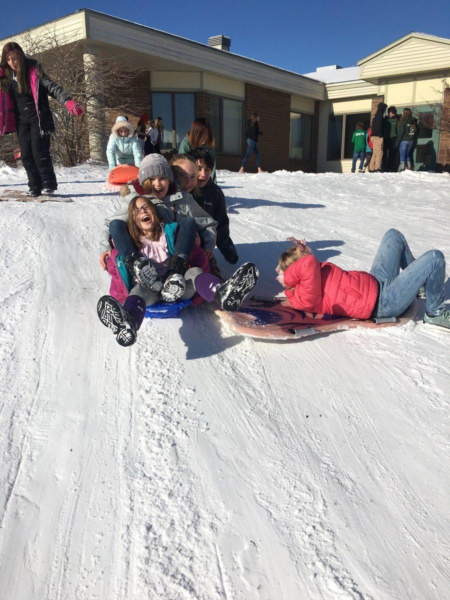 Beech Hill School Winter Games 2020 Week 1