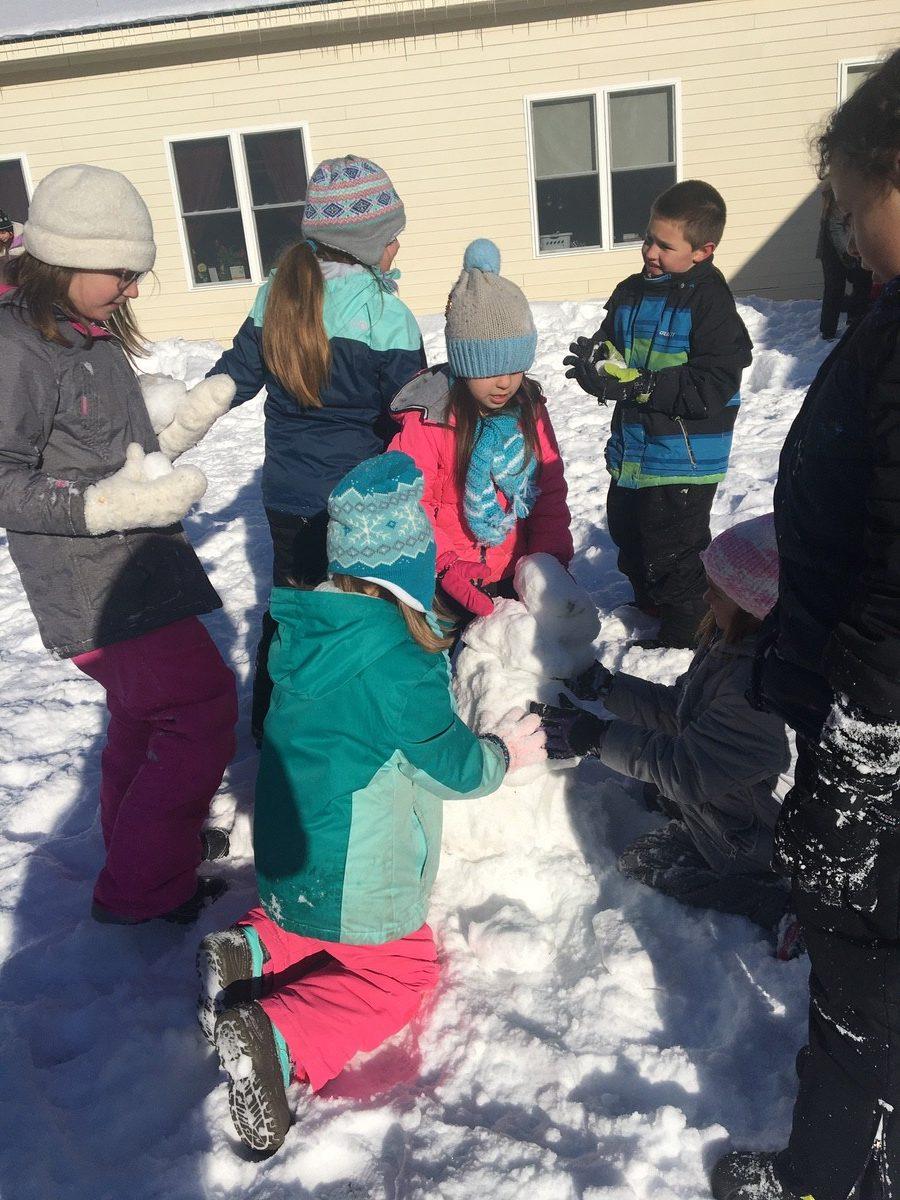 Madison Elementary School Winter Games 2020 Week 1