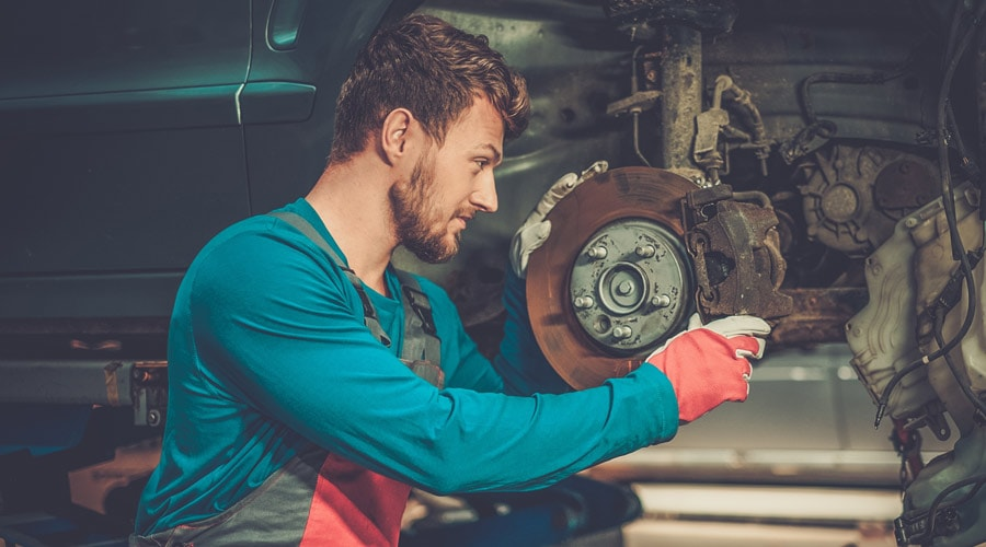 Maintaining Your Brakes