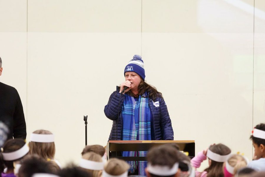 WinterKids Winter Games 2019 Opening Ceremony at Canal School 012