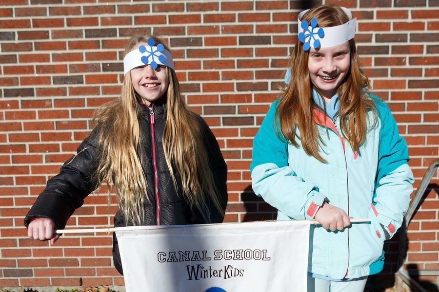 WinterKids Winter Games 2019 Opening Ceremony at Canal School 026