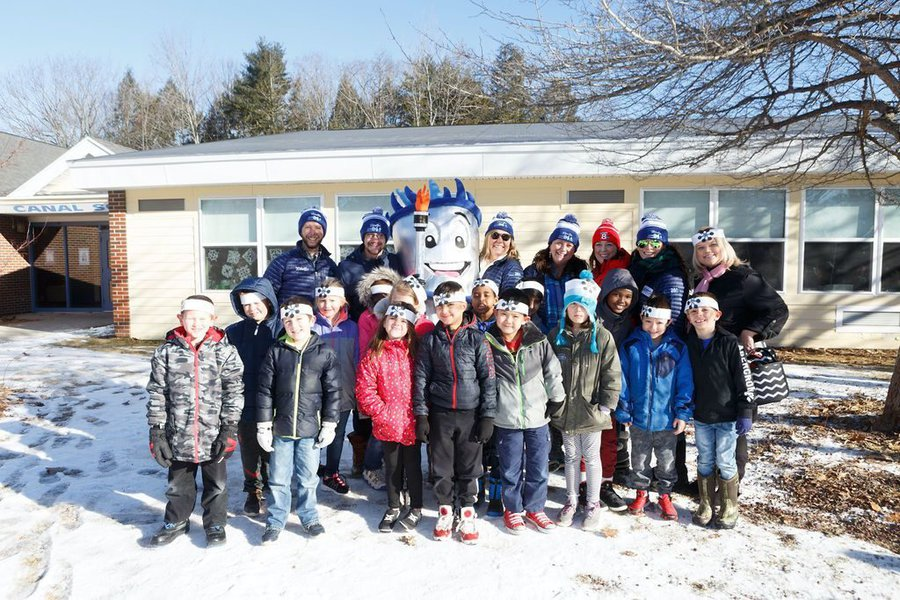 WinterKids Winter Games 2019 Opening Ceremony at Canal School 037