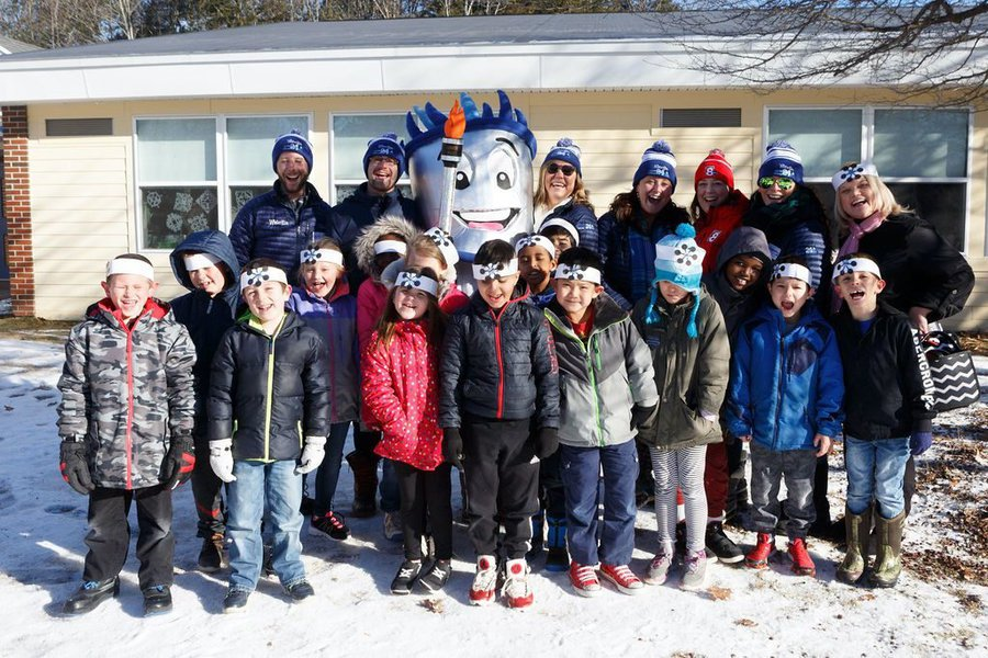 WinterKids Winter Games 2019 Opening Ceremony at Canal School 038