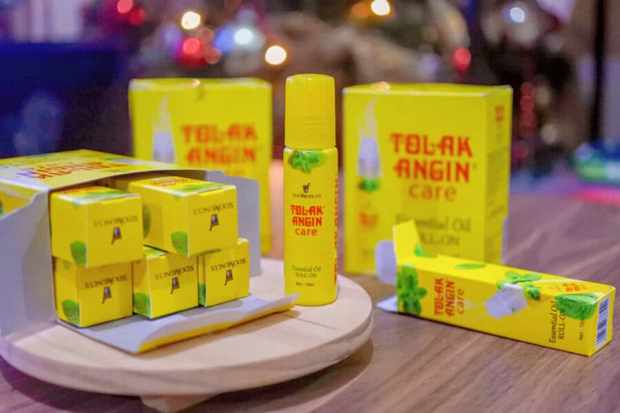 Tolak Angin Care Products