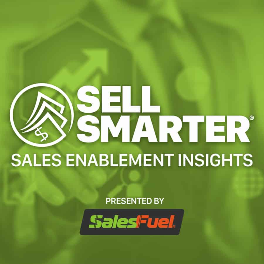 Sell Smarter monthly video podcast