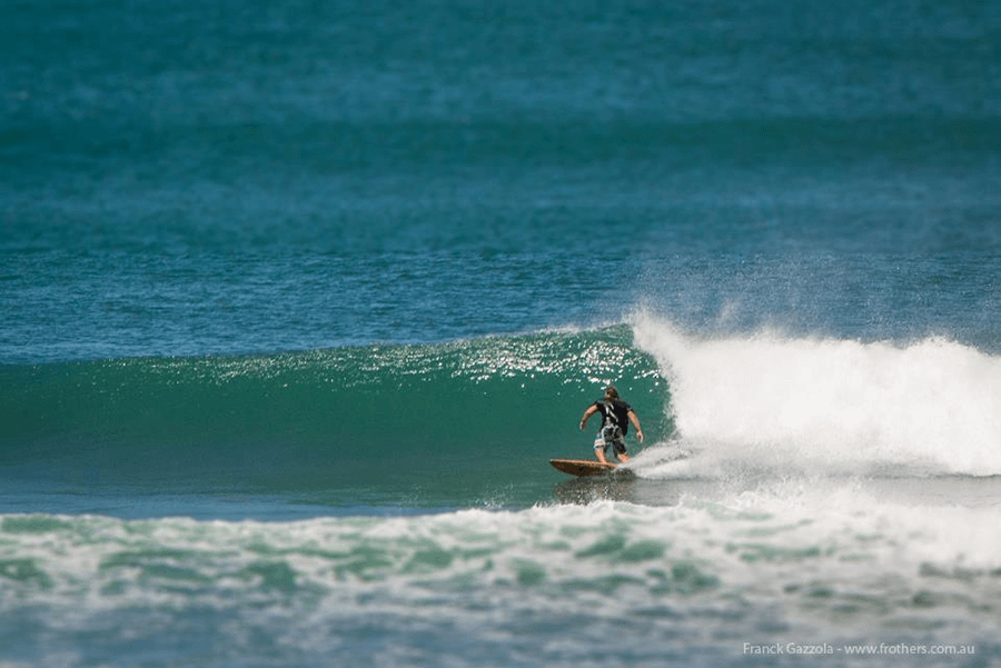 Surf at Geraldton