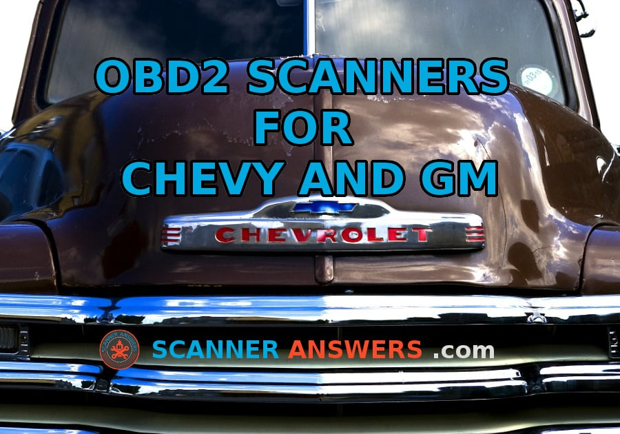 obd2 scanner for chevy