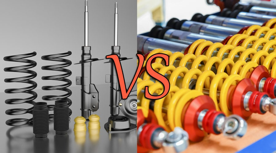 Shock Vs Strut – What Is The Difference And When Do We Need To Replace Them