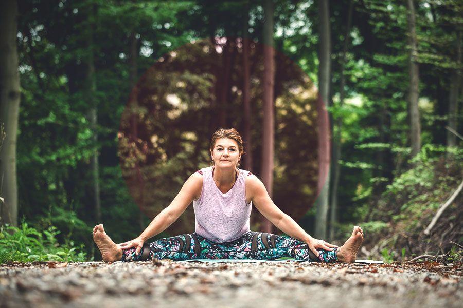 Yin Yoga mit Simone