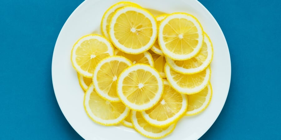 Clean Home With Lemon