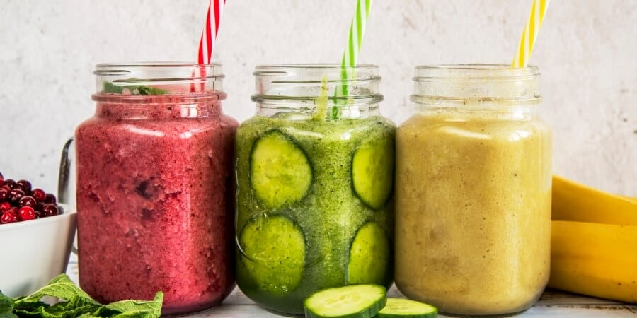 Energizing Smoothies