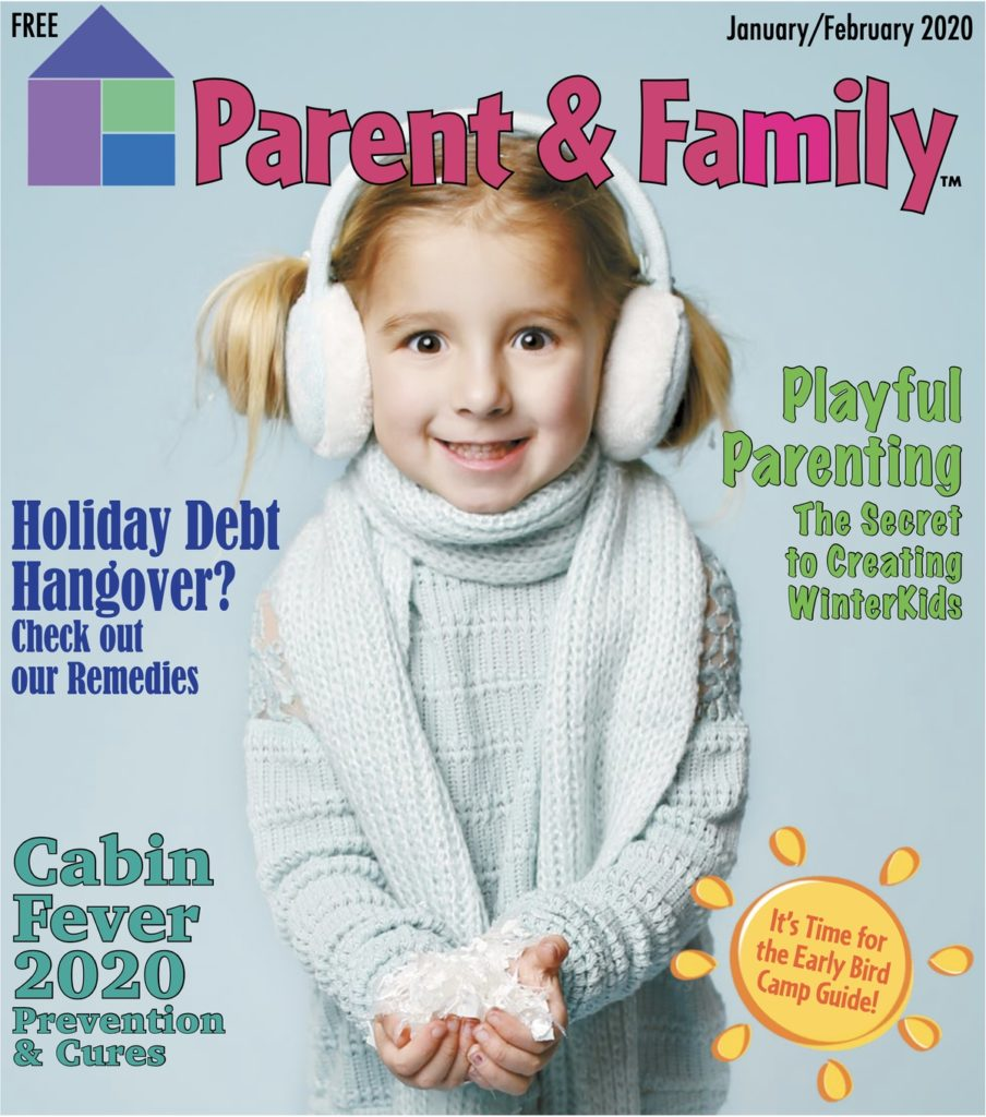 Parent Family JanFeb 2020 Cover