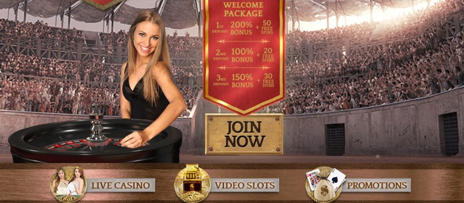 Bronze casino sign up