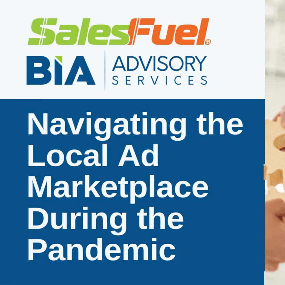 Coronavirus Pandemic Local Advertising Webinar from SalesFuel and BIA