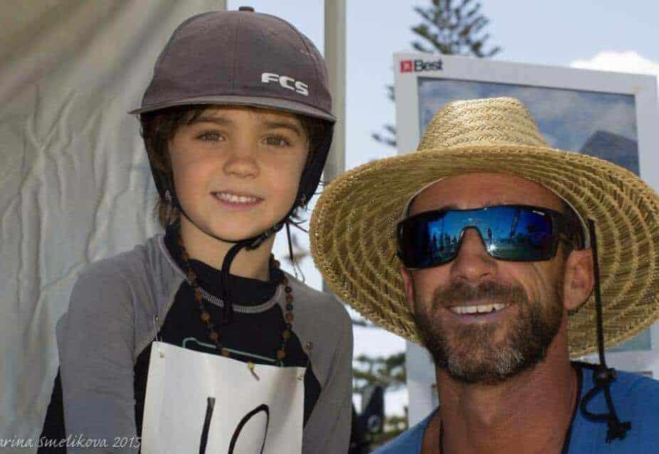 Ben Tomasino – Director With Kid