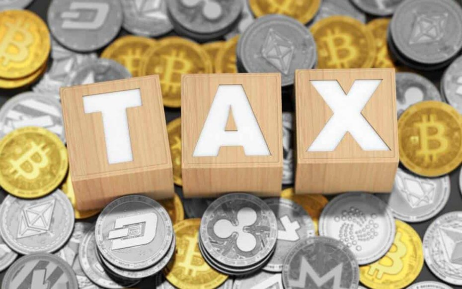 Cryptocurrency regulation taxation