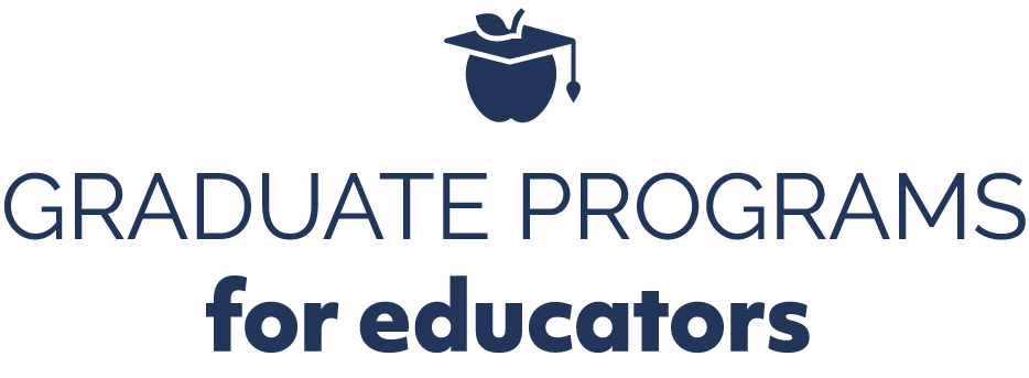graduate programs for educators logo