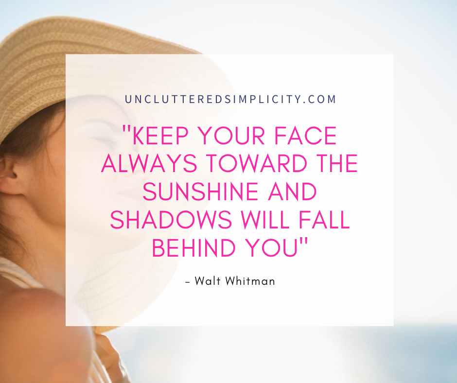 Printable Inspirational Quote by Walt Whitman