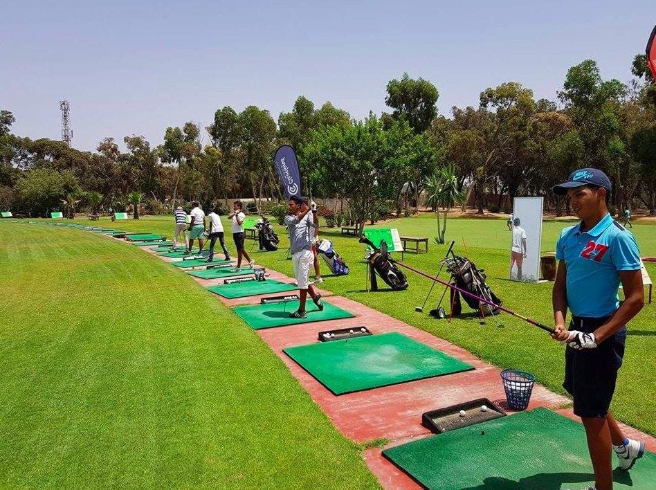 vacances yoga et golf agadir
