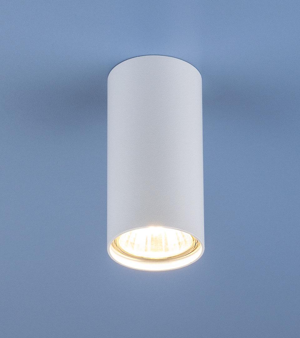 Накладной точечный светильник 1081 5255 GU10 WH белый 4