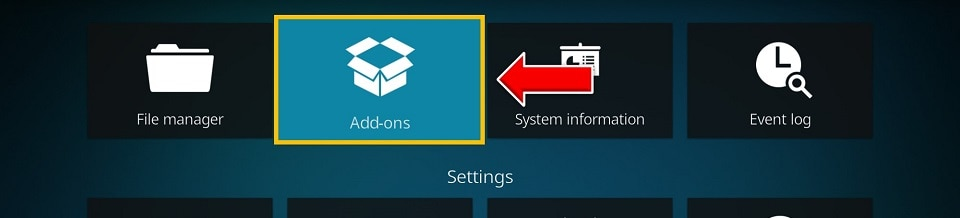 how to clear kodi cache