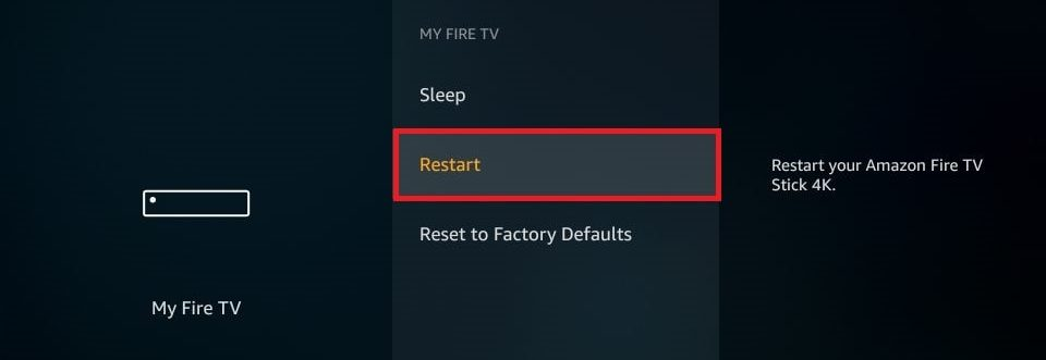 how to Fix Amazon Fire Stick not working