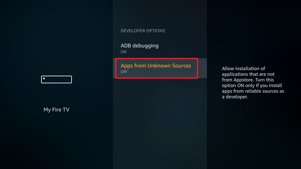 download Redbox TV APK on Firestick