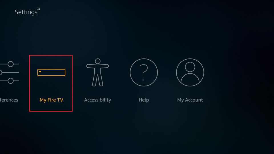 Amazon fire stick restarts itself