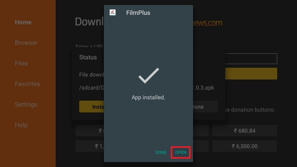 FilmPlus APK download