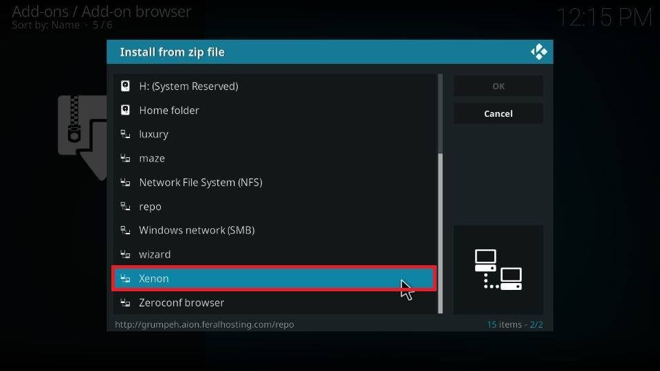 Kodi Xenon Build for Kodi