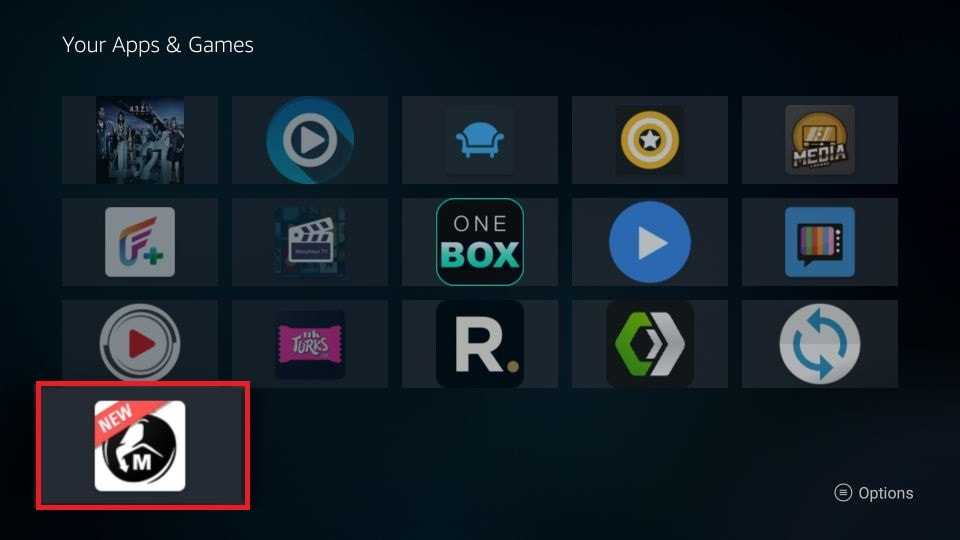 how to use Strix on FireStick