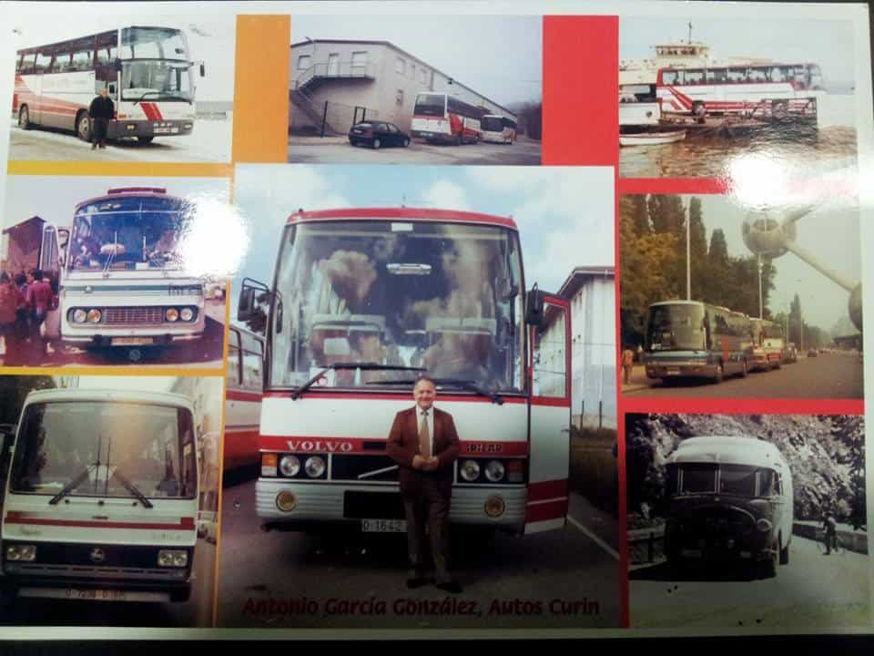 Curin Bus alquiler de autocares y microbuses en Oviedo Asturias historia