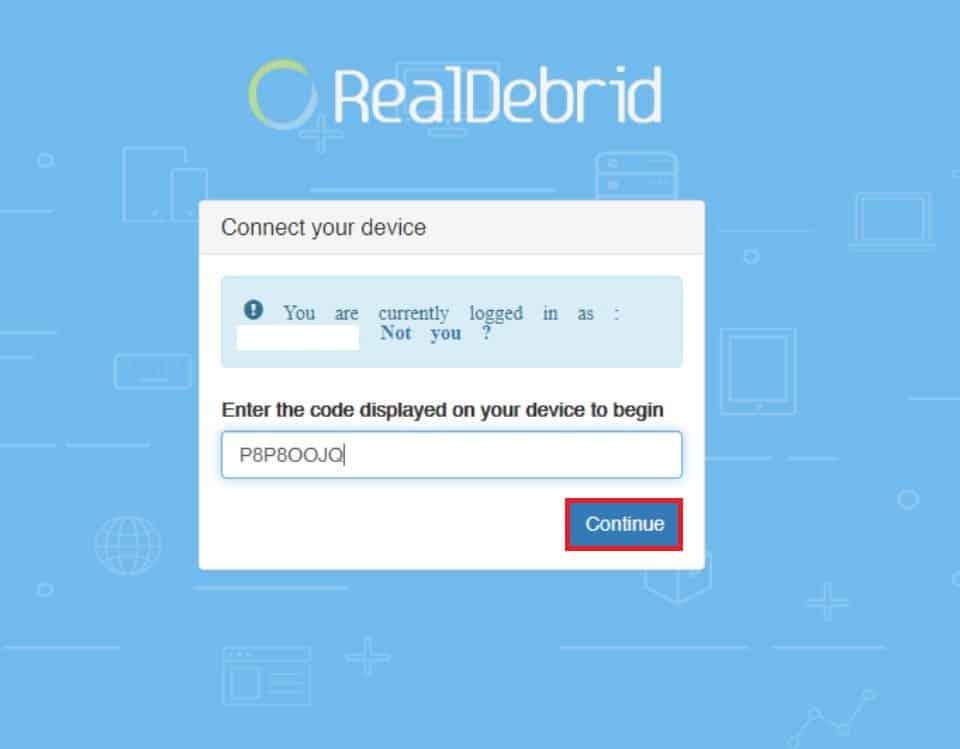 Use UnlockMyTV on firestick with real debrid