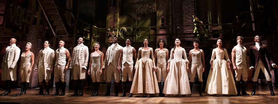 Hamilton Official trailer is now available