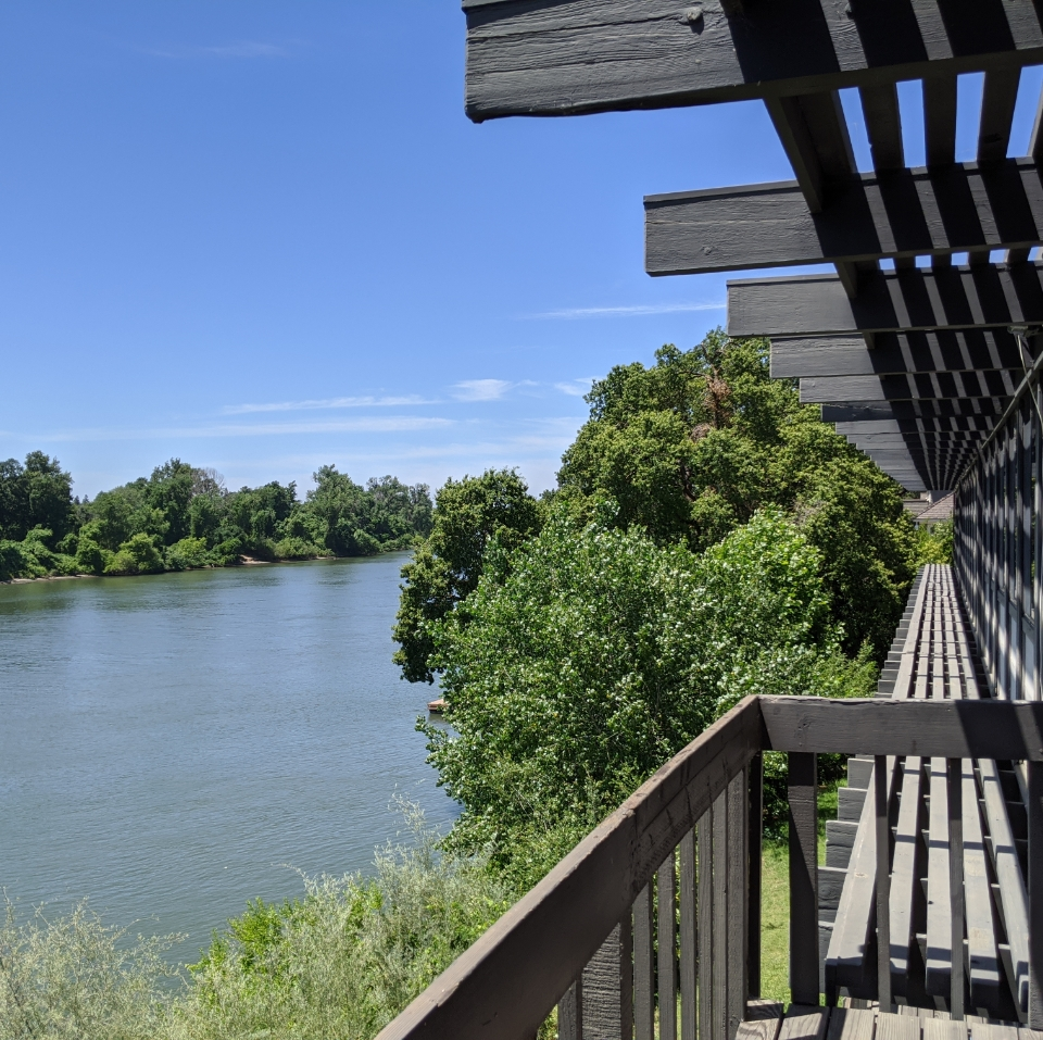 Founded Here in Sacramento - Office on Sacramento River
