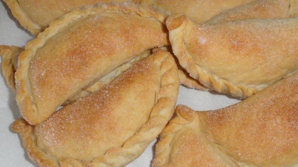 pastelitos de piña