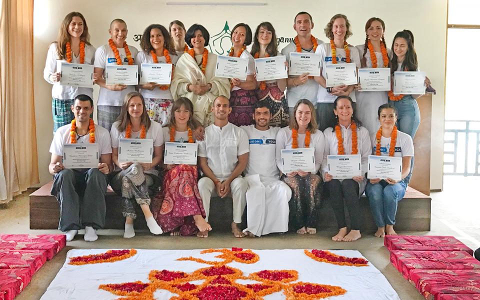 best advanced yoga teacher training dharamsala india