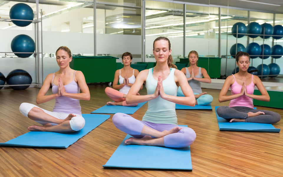 yoga studio partner program