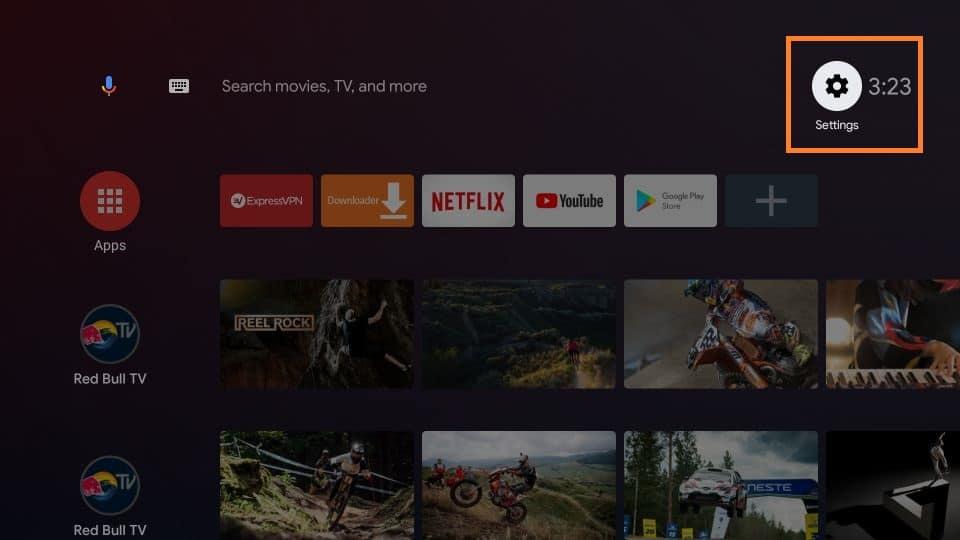 Download theater plus apk android tv box, nvidia shield, mi box