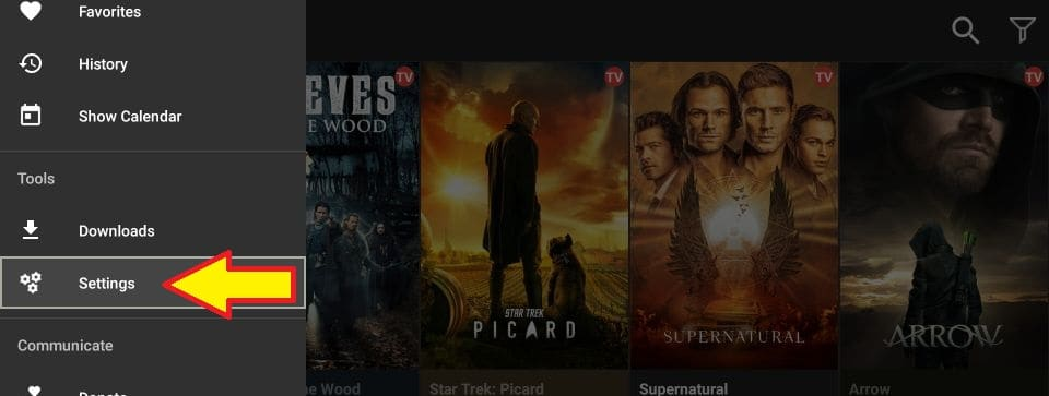 How to set up real debrid with cinema hd apk firestick