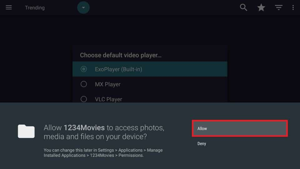 how to install 1234Movies APK on Firestick