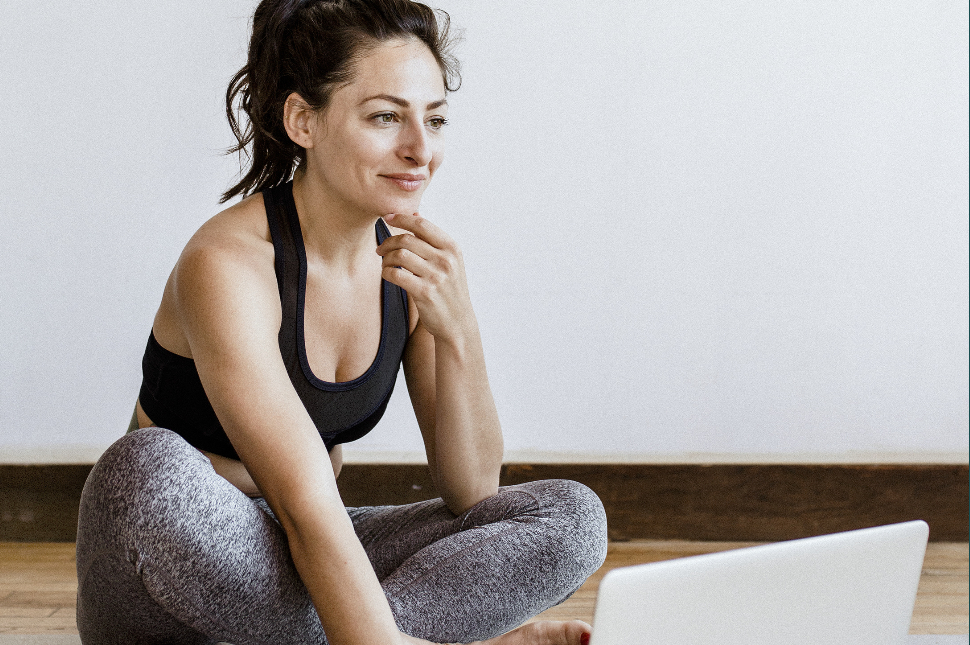 online private yoga class