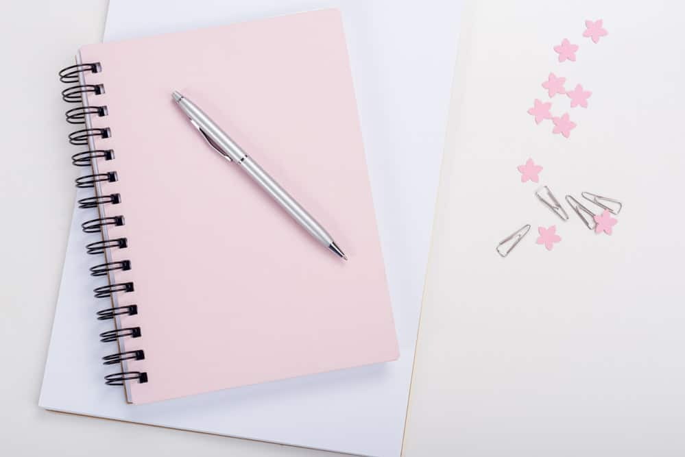 border for bullet journal pages