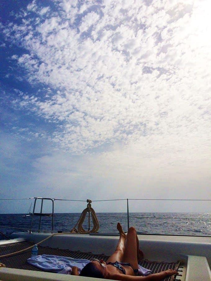 Sailing In Mallorca | Blue Mountain Belle