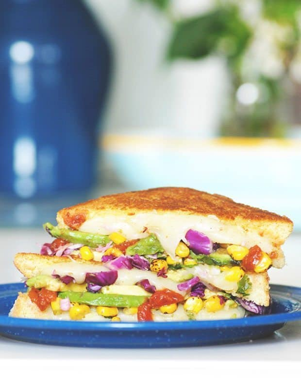 Farmers Grilled Cheese | Blue Mountain Belle