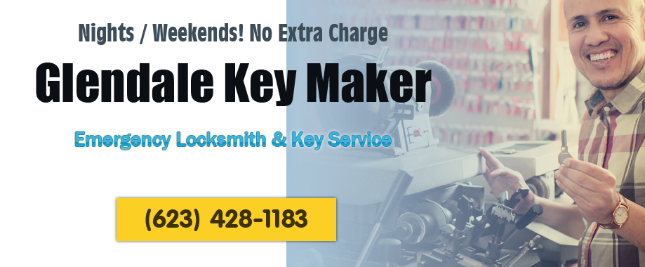 Glendale Key Maker banner