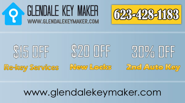Glendale Key Maker Coupon