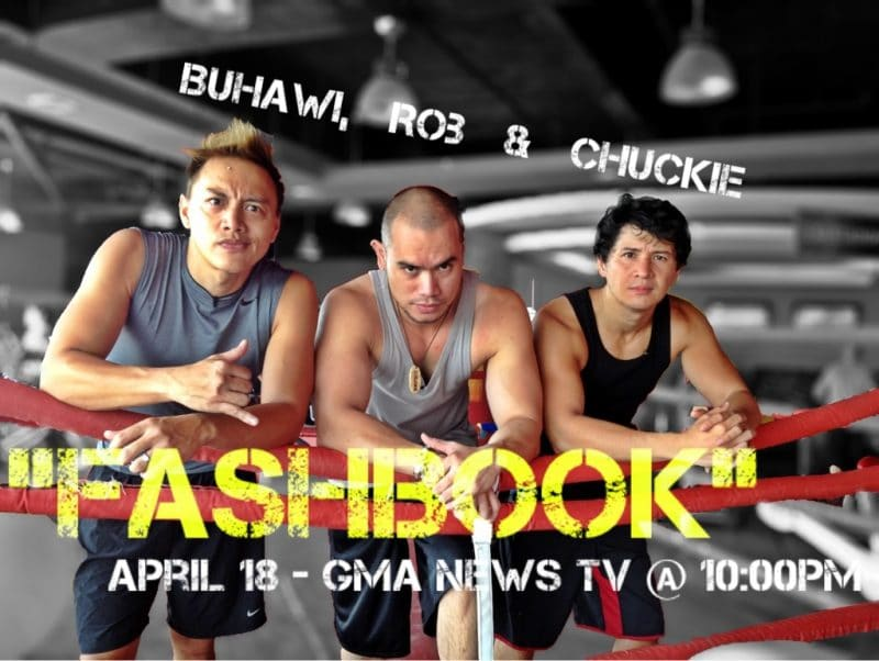 Fashbook - April 18 on GMA News TV at 10PM