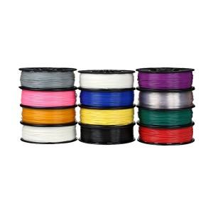 PLA plastic 3DDevice White 1,75 / 2,85 / 3,00 mm