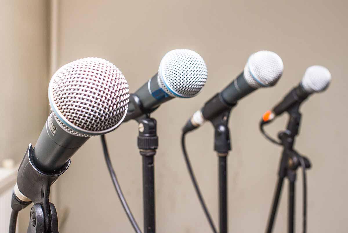 Аренда радиомикрофонов